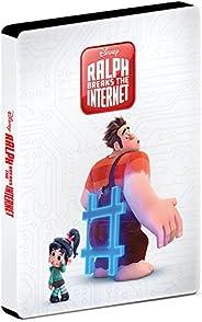 Wi Fi Ralph - Steelbook [Blu-Ray]