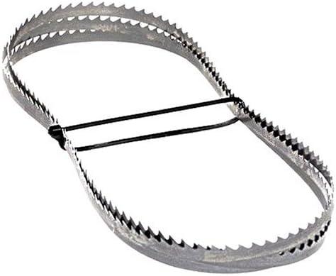 "MK Morse 64-1//2/"" x 1//2/"" Bandsaw Blade 10 TPI Bimetal for Metalworking"