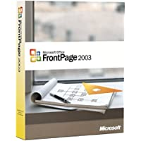 Microsoft FrontPage 2003 - Old Version