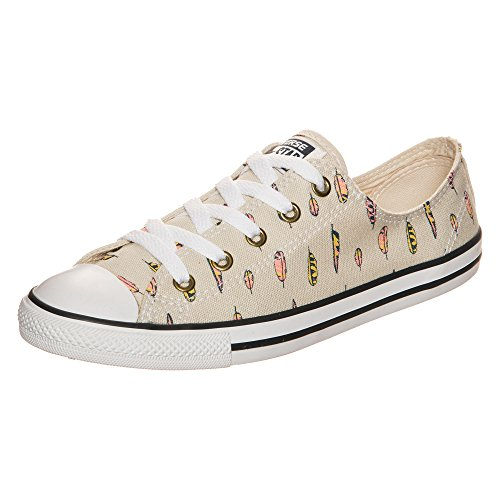 Sneakers Converse Dainty Beige Donna da Ox As wOOPHtq