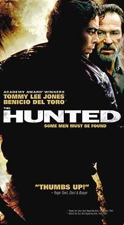 The Hunted [USA] [VHS]: Amazon.es: Tommy Lee Jones, Benicio ...
