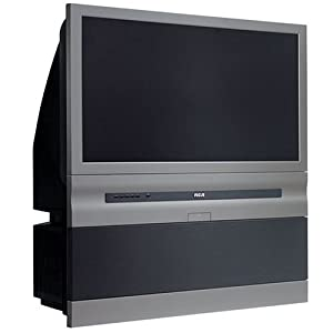 rca hd52w55 52 inch crt hd ready projection tv. Black Bedroom Furniture Sets. Home Design Ideas