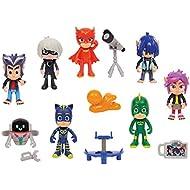 PJ Masks Deluxe 14Piece Figure Set