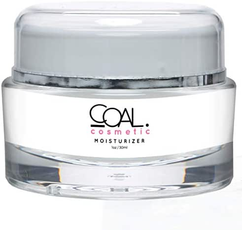 Coal Cosmetic Moisturizer - Breakthrough Formula To Boost Collagen and Elastin (1oz)