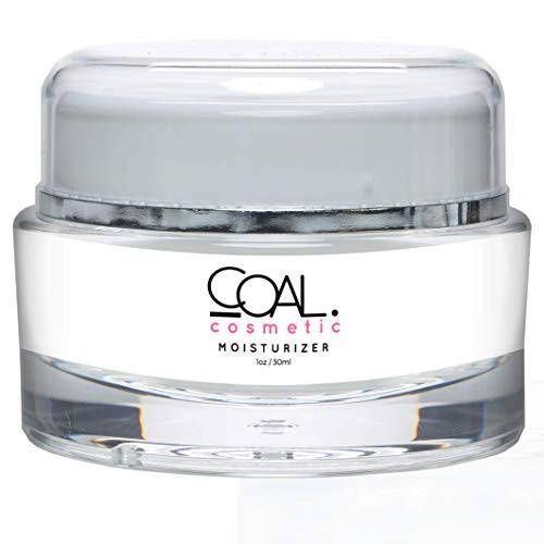 Coal Cosmetic Moisturizer – Breakthrough Formula To Boost Collagen and Elastin 1oz