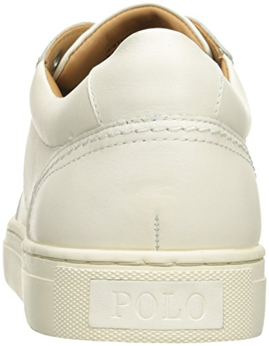 sale Cheapest outlet brand new unisex Polo Ralph Lauren Men's Jeston Sneaker Cream classic online PLapAwdXRg