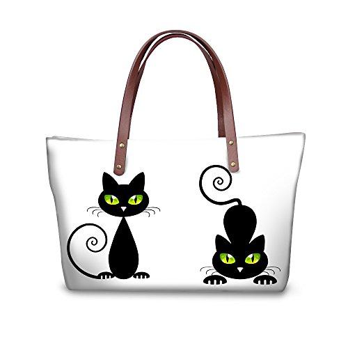 Print C8wcc1885al Bags Bages School Animals FancyPrint Women Tote fwxqAngp