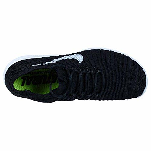 Motion volt Femmes Rn W De Fonc noir Noir Course Chaussures Free Nike gris Blanc Flyknit Pour qIwOzxXxE