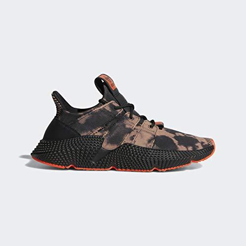 adidas Prophere Shoes Men's - Size 7.5, Core Black/Core Black/Solar Red / -