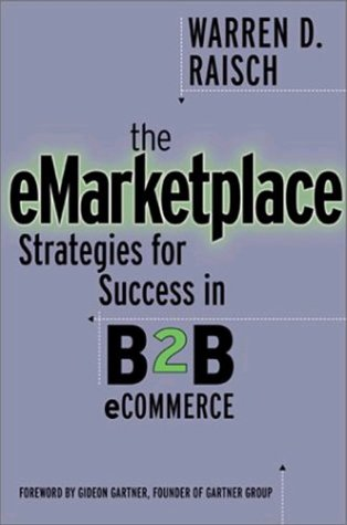 Download The eMarketplace: Strategies for Success in B2B eCommerce Pdf