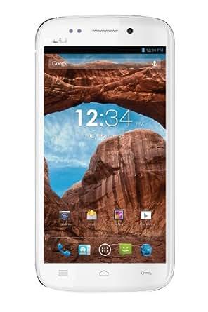 BLU Life One Unlocked Dual Sim Phone L120, 16 GB, White