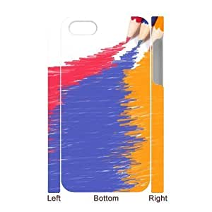diy 3D Bumper Plastic Case Of Clown Fish customized case For Iphone 4/4s
