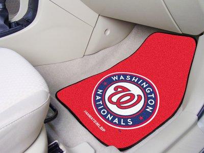 Washington Nationals Baseball Rug - 5