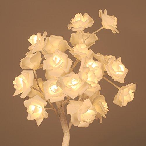 Finether Led Guirlande Lumineuse Arbre Branches Lumineux Led Lampe