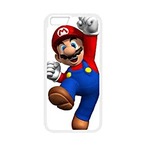 iPhone 6 4.7 Inch Cell Phone Case White_Super Mario Bros_001 V4Q2L