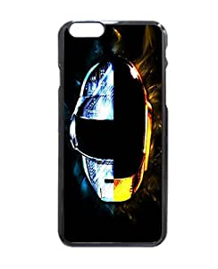 "Daft Punk Pattern Image Protective iphone 6 (4.7"") Case Cover Hard Plastic Case For iPhone 6 - 4.7 Inches"