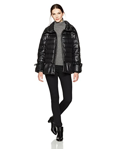 Haven-Outerwear-Womens-Funnel-Neck-Down-Jacket-With-Peplum