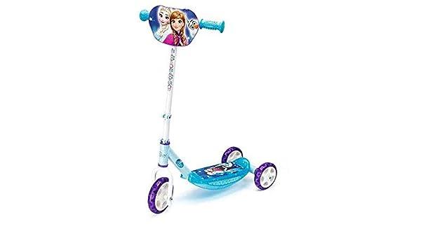 Frozen Scooter Patinete 3 ruedas juguete Giochi Educativi ...