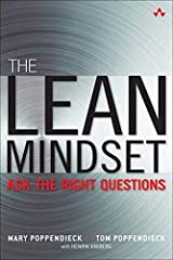 The Lean Mindset: Ask the Right Questions (Addison Wesley Signature Series) Paperback