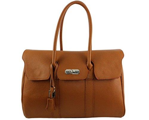 cuir cuir Plusieurs Camel sac femme sac tout Lily cuir femme Italie lily lily à sac lily lily Sac cuir main sac a Foncé main Coloris cuir AFqBwWcv