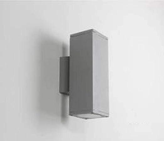 HZHYYW - Lámpara de pared led moderna lámpara de pared impermeable ...