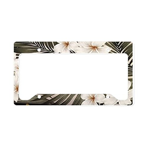 CafePress Natural Tropical Aluminum License