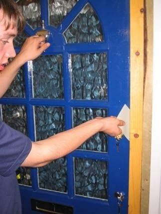 lock slipping plastic Super Mica bypass tool