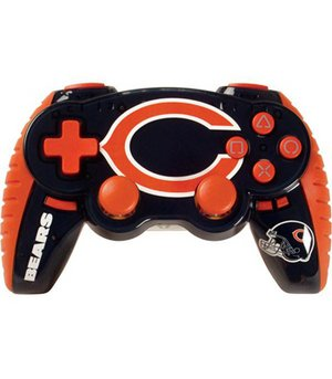 Mad Catz Chicago Bears PS2 Wireless Control Pad -