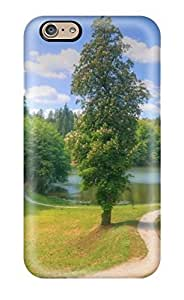 Iphone Cover Case - Beautiful Trees Set Landscape Protective Case Compatibel With Iphone 6
