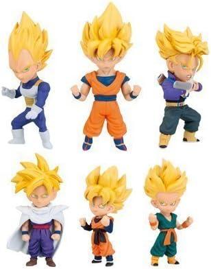 Dragon Ball Z Super WCF World Collectable Figure Vol.3 6 Complete Set BANPRESTO
