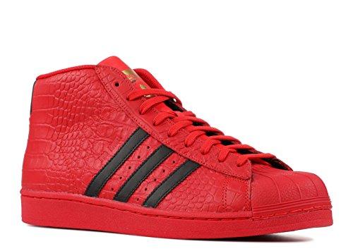 Adidas Performance Hommes Énergie Boost 3 M Chaussure De Course Scarle, Cblack, Goldmt
