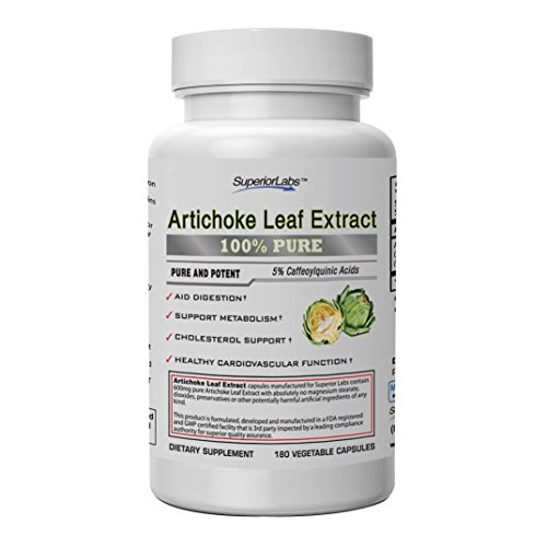 Artichoke Leaf Extract Formulated Manufactured