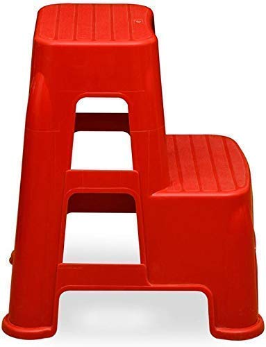 Awesome Nilkamal Climb Step Stool 1 Pc Red Amazon In Home Kitchen Uwap Interior Chair Design Uwaporg