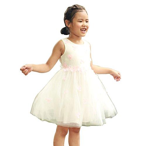 Super Cute Fashion Designer Flowers Girls Dresses For