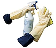 Impact 8118BS Unlined Latex Reusable Glove NATURAL - Case of 6