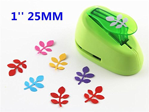 Lavenz New flower punches Labor-saving Best card making punches Paper Shaper Punch Border Craft Punches Christmas Gift