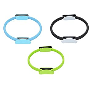 Trademark Innovations Pilates Exercise Resistance Fitness Rings