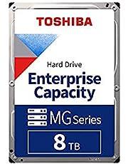 "Toshiba NEARLINE Enterprise SATA, 7200rpm, 512MB Buffer, 3.5"" Form Factor Internal Hard Drive, 8TB, MG06ACA800E - Local Unit"