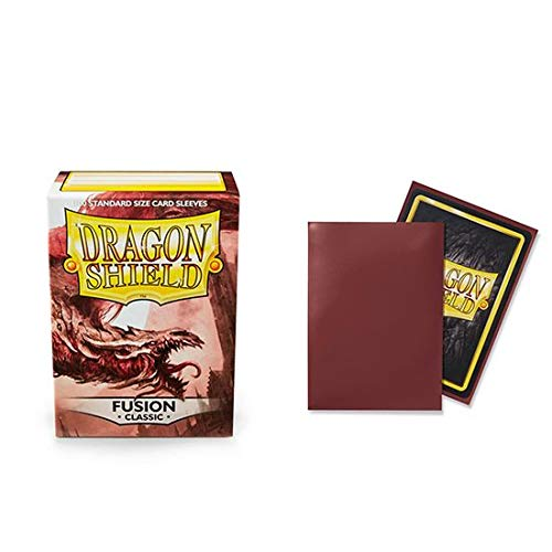 Dragon Shield Classic Fusion Standard Size 100 ct Card Sleeves Individual Pack ()
