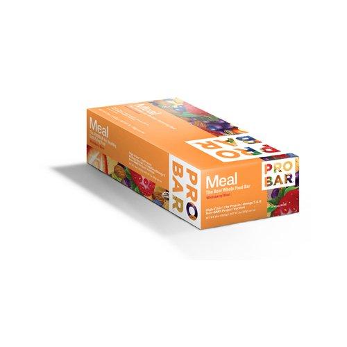 Bulk Saver Pack 36x3 OZ : Probar Organic Whole Berry Blast Bar - Case of 12 by PROBAR