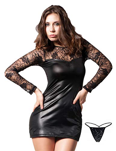 5b4eeb8bda21d Jual Qianqu Leather Lingerie for Women