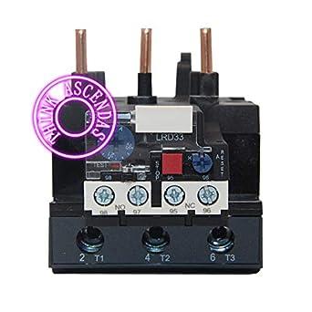 TeSys LRD Thermal Overload relays LRD33 LRD3361 LR-D3361 55-70A