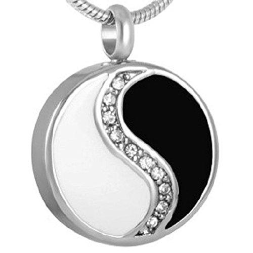 yin yang crystal - 7