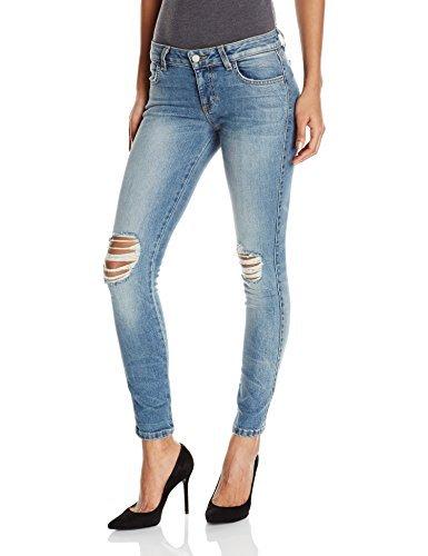 (Siwy Women's Hannah Slim Crop Jean in Cactus, 23)