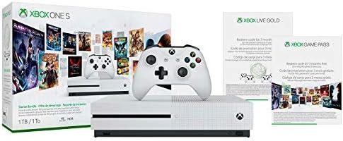 Microsoft Xbox One S 1 TB Consola - Starter Bundle: Amazon.es ...