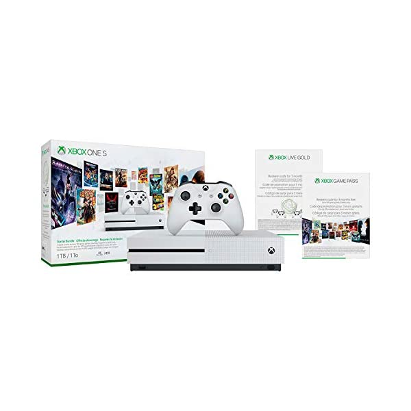 Xbox One S 1Tb Console - Starter Bundle (Discontinued) 2