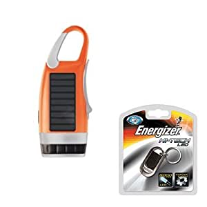 Energizer HYBRID LIGHT TORCH supplied with Energizer LED Keyring Torch