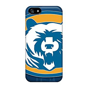 KimberleyBoyes Iphone 5/5s Great Hard Cell-phone Cases Customized Attractive Chicago Bears Pictures [zVZ4499mfDp]