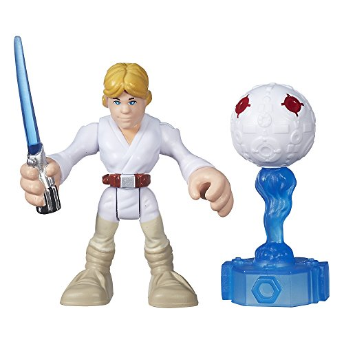 [Playskool Heroes Galactic Heroes Star Wars Luke Skywalker] (Luke Skywalker Dark Side Costume)