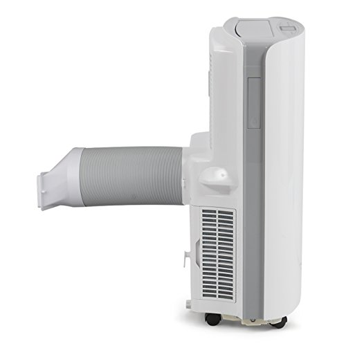 Evaporative Portable Air Conditioner : Della btu evaporative portable air conditioner